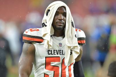 Browns Coping Football
