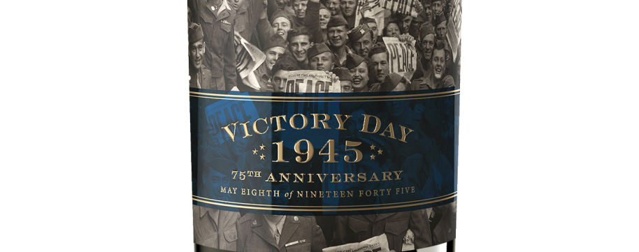 Boisset Victory Day bottle