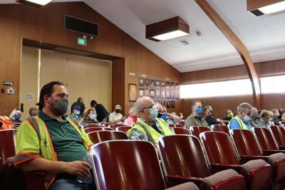 Napa City Council resumes in-person meetings at City Hall