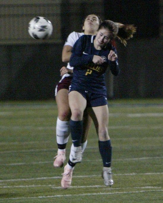 Big Game girls soccer