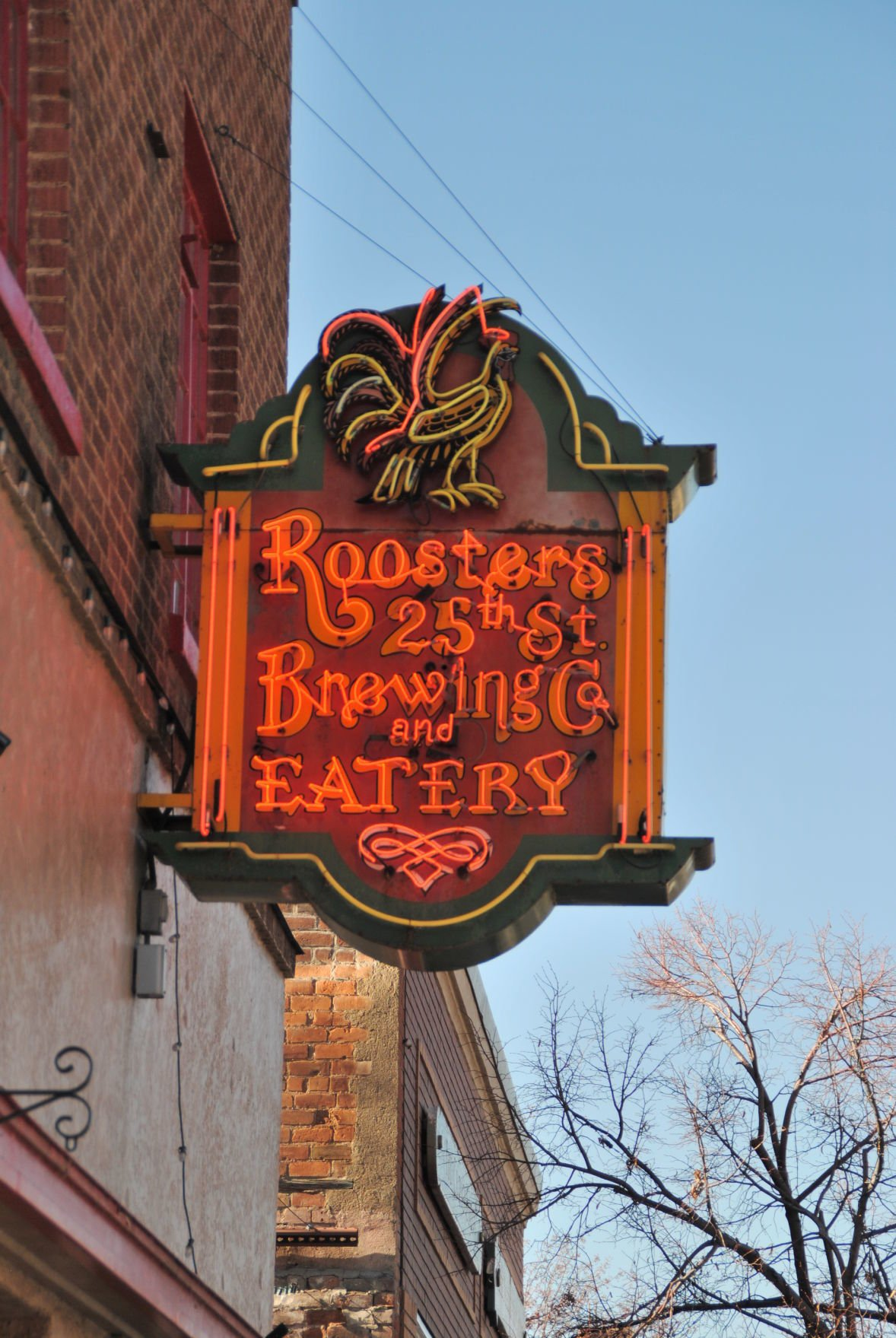 Roosters Brewing Ogden