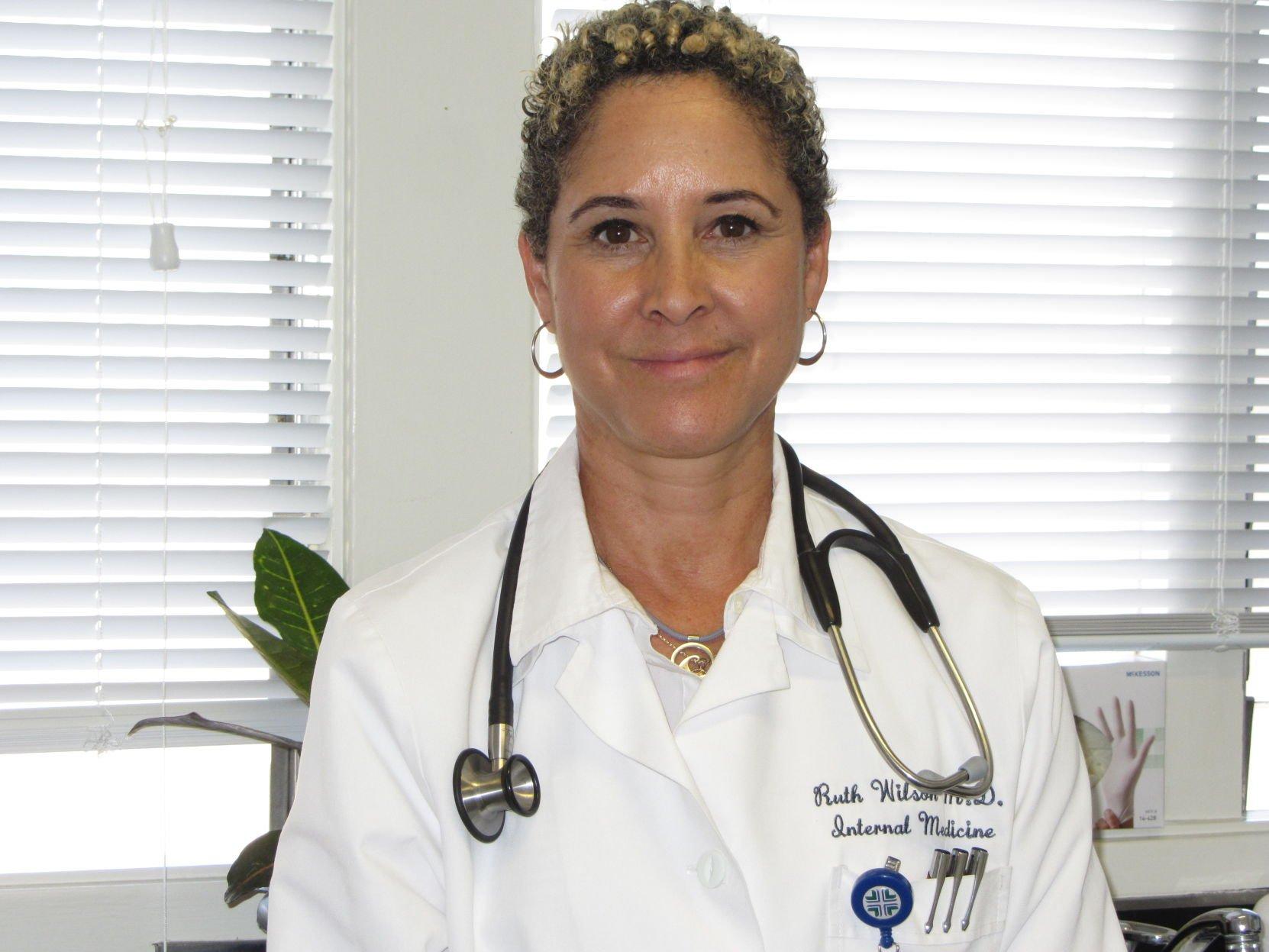 Ruth Wilson, MD