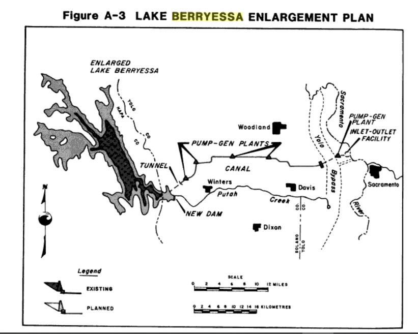 Bigger Lake Berryessa