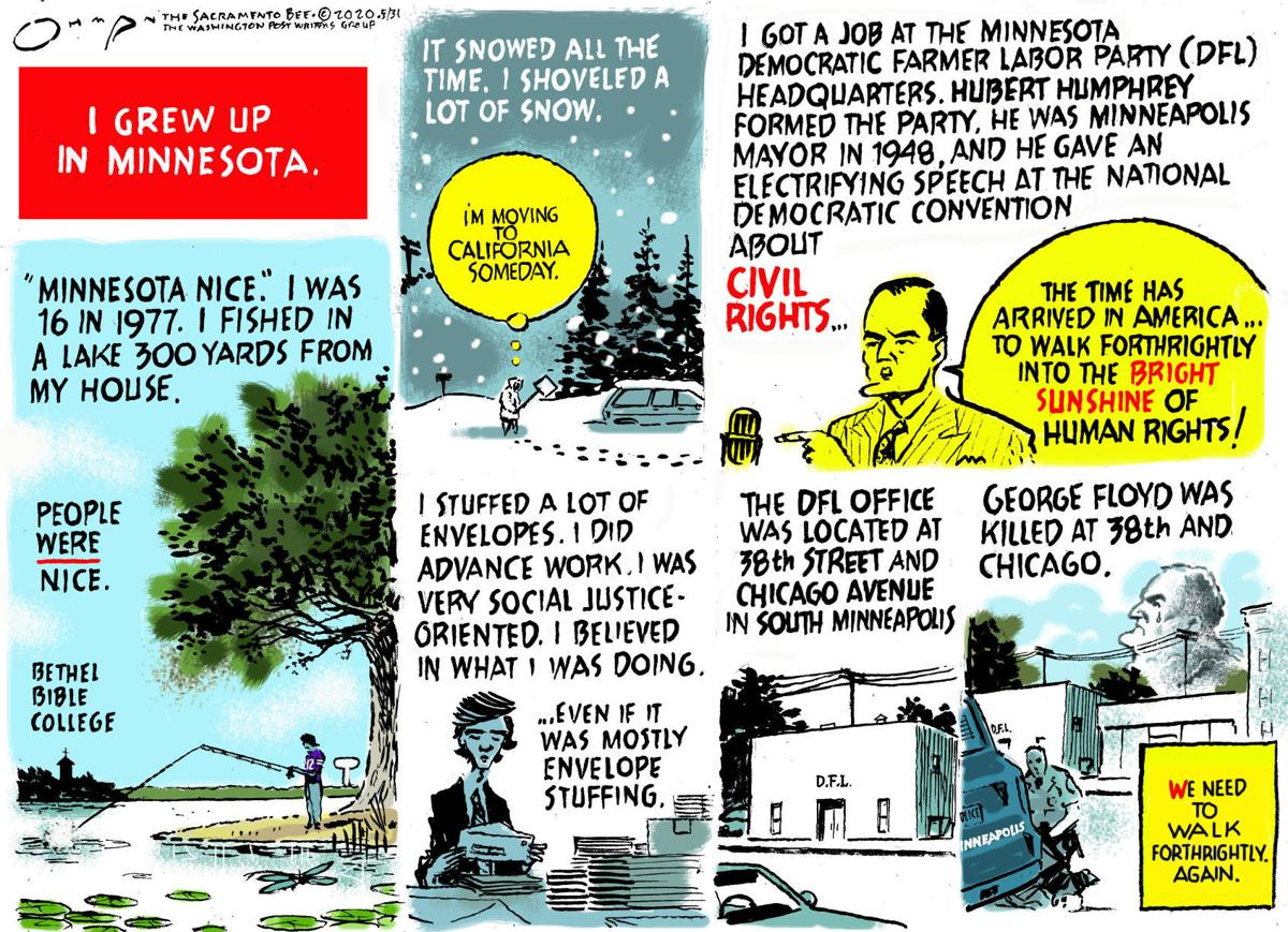 Jack Ohman editorial cartoon