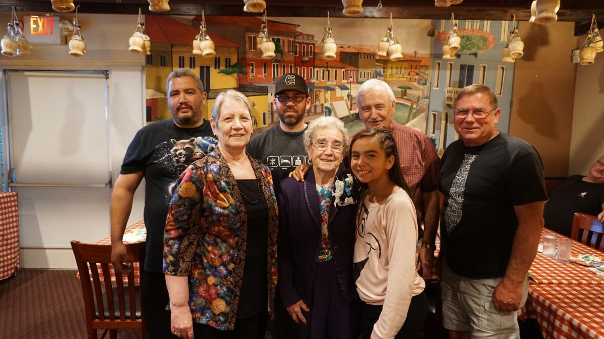 Tyson celebrates 90th birthday