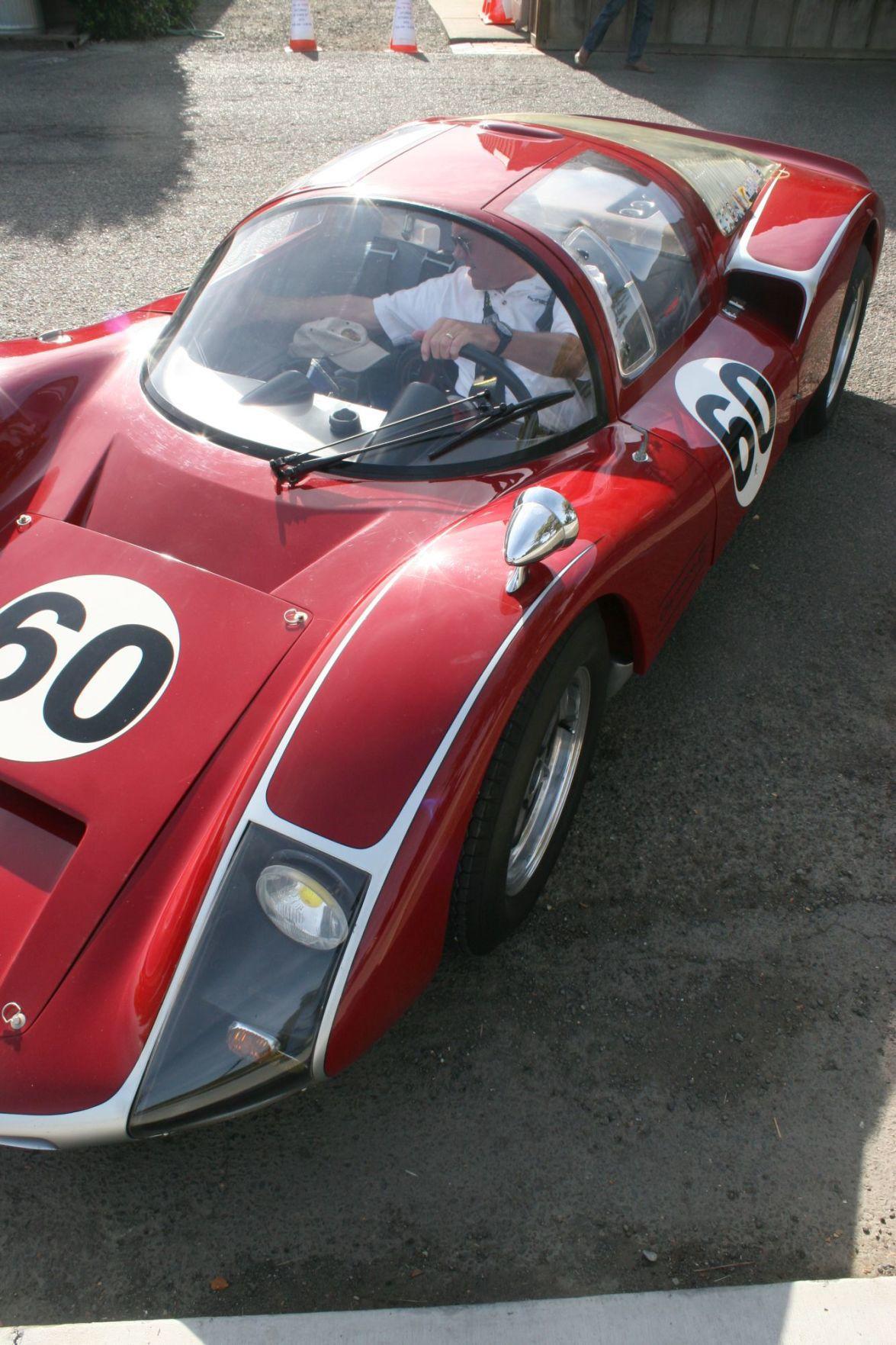 Dann Boeschen's Porsche 906