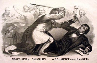 Attack on Charles Sumner