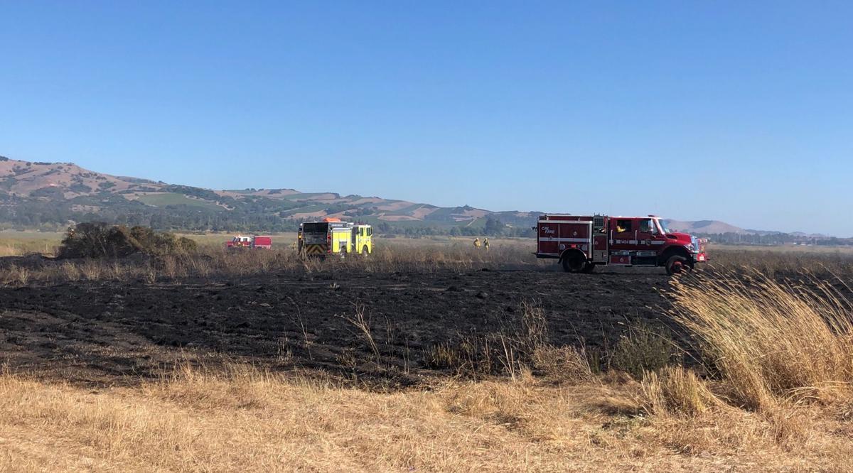 South Napa fire 8/29/19