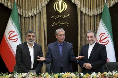 Iran Persian Gulf Tensions Nuclear
