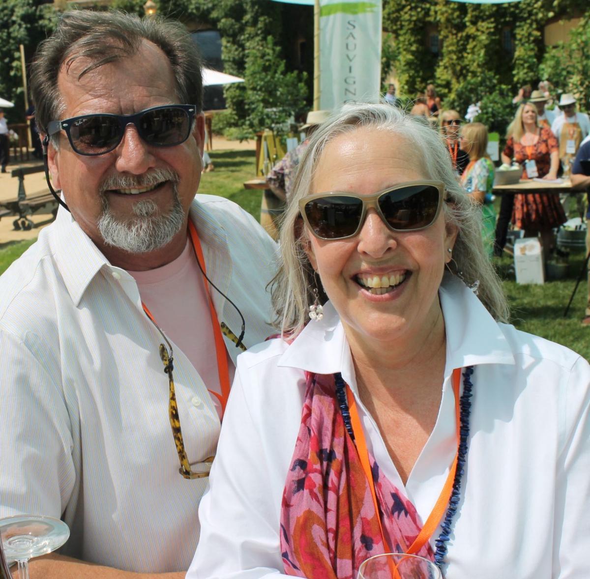 John and Tracy Skupny
