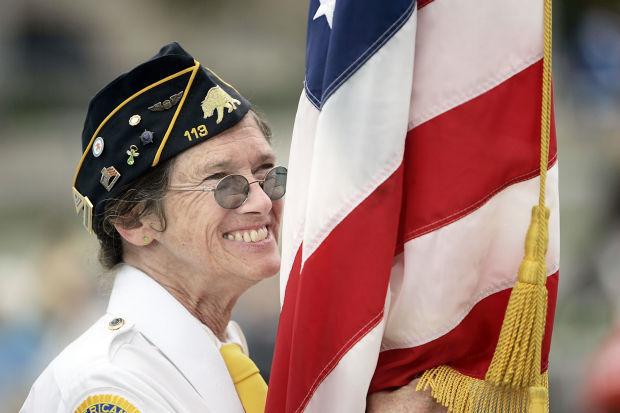 Veterans Day in Napa County (copy)