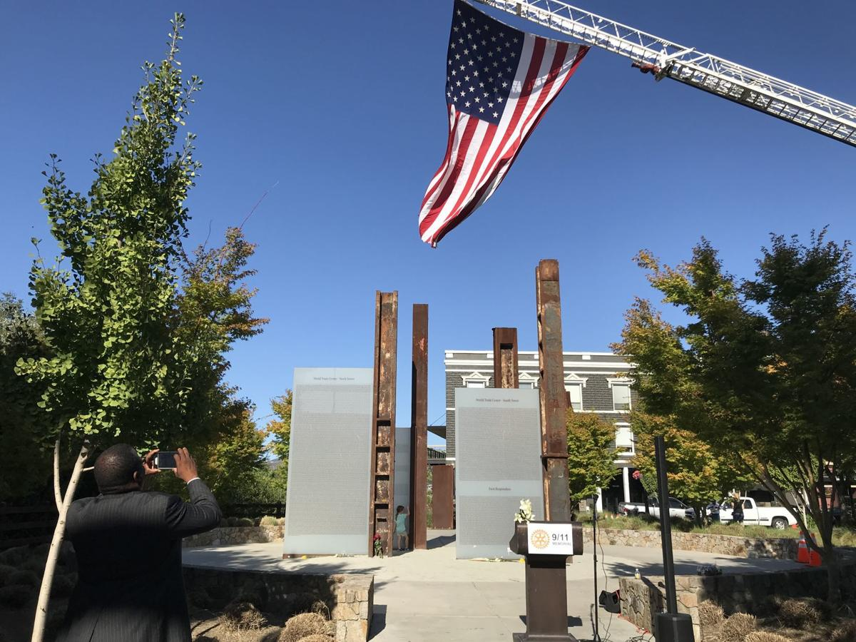 Napa 9/11 Memorial ceremony 2019