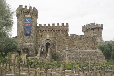 Castello di Amorosa lawsuit