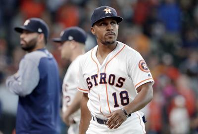 A's Kemp Sign Stealing Baseball