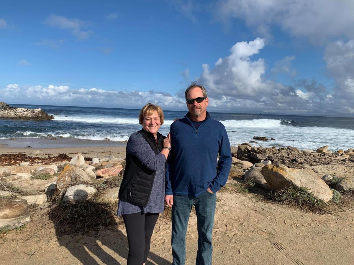 Heather & Bob McCollister
