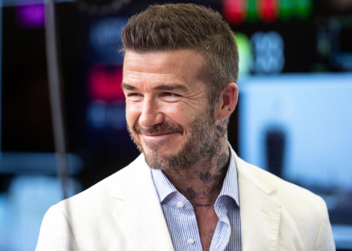 #25. David Beckham