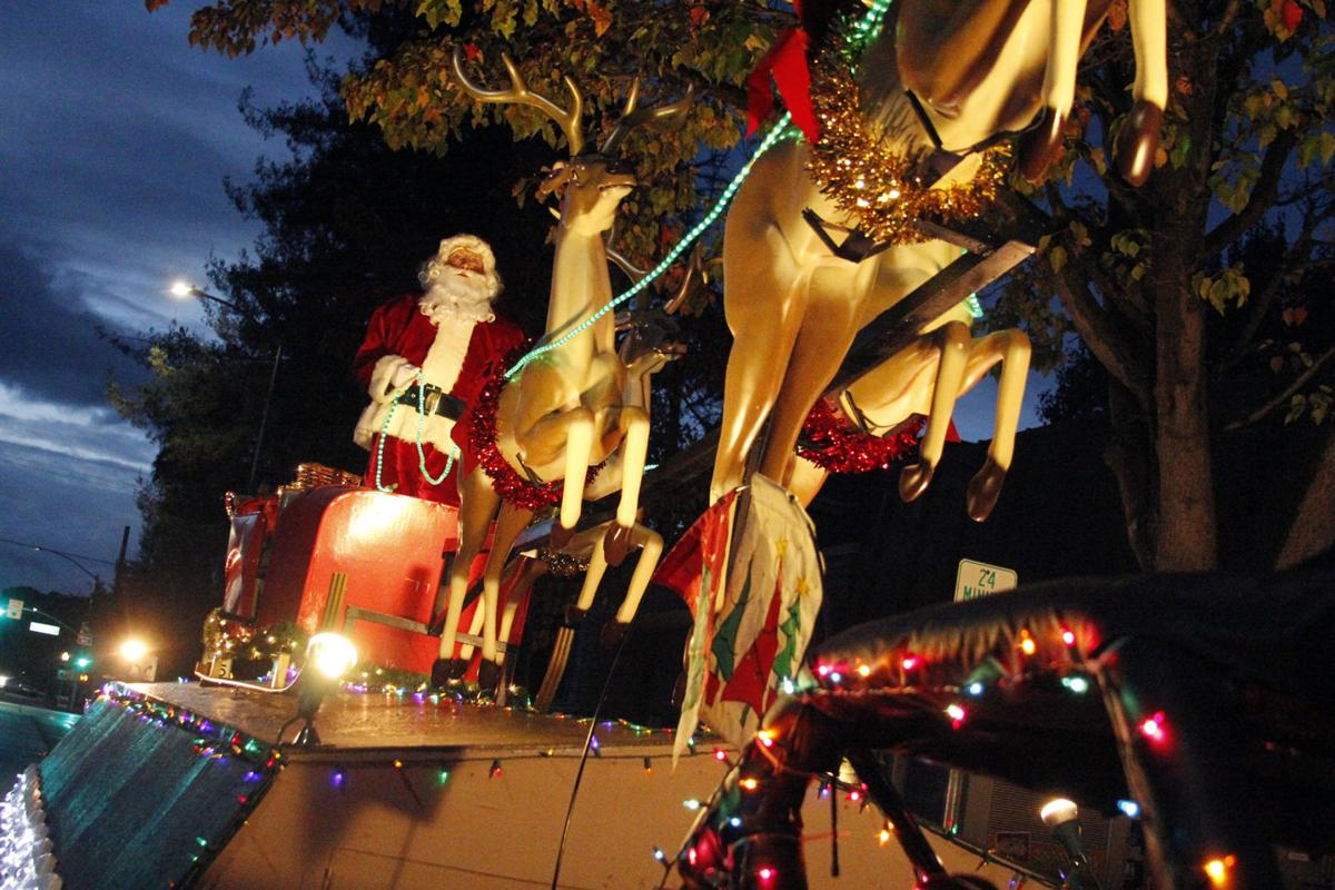 Napa Christmas Parade 2020 Napa Christmas Parade set for Saturday | Local News