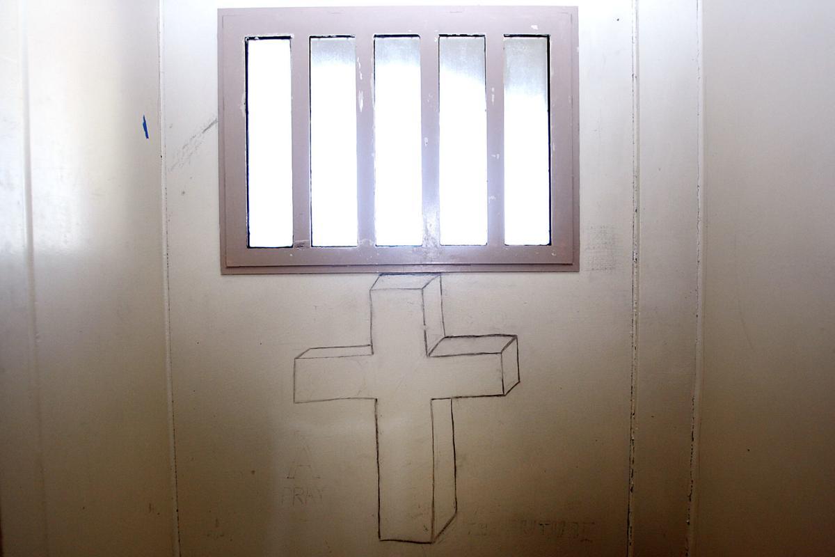 Napa County Jail Tour