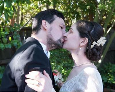 Bollinger-Doran wedding