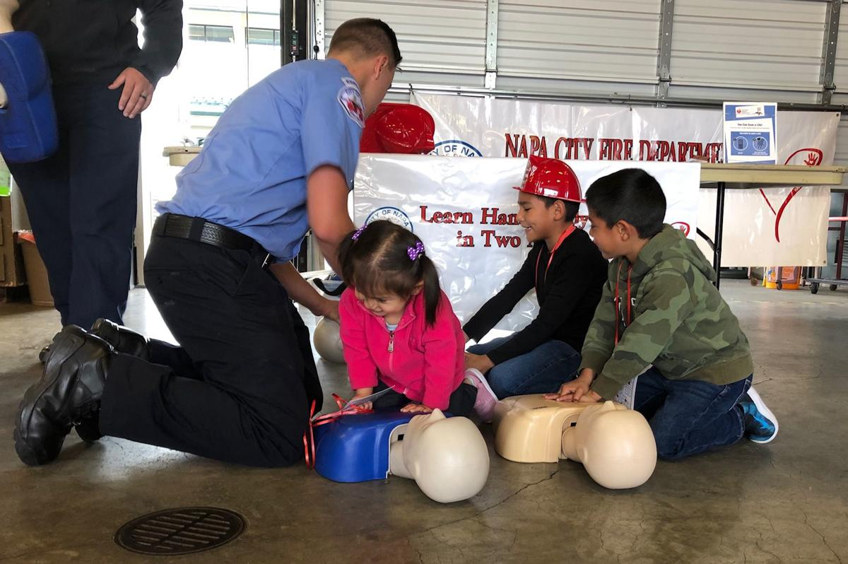 Napa Fire Department Annual Fire and Life Safety Open House 2019