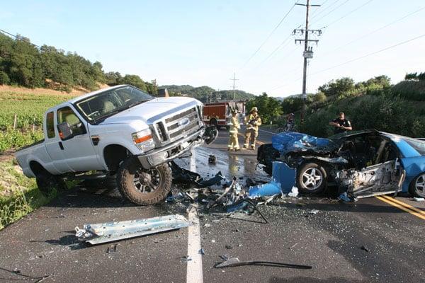 Head-on crash involved Napa teens   Local News