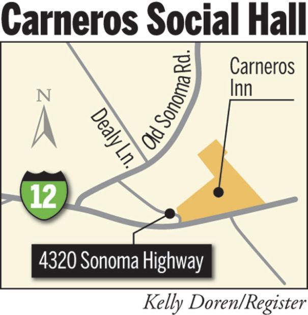 Carneros Social Hall