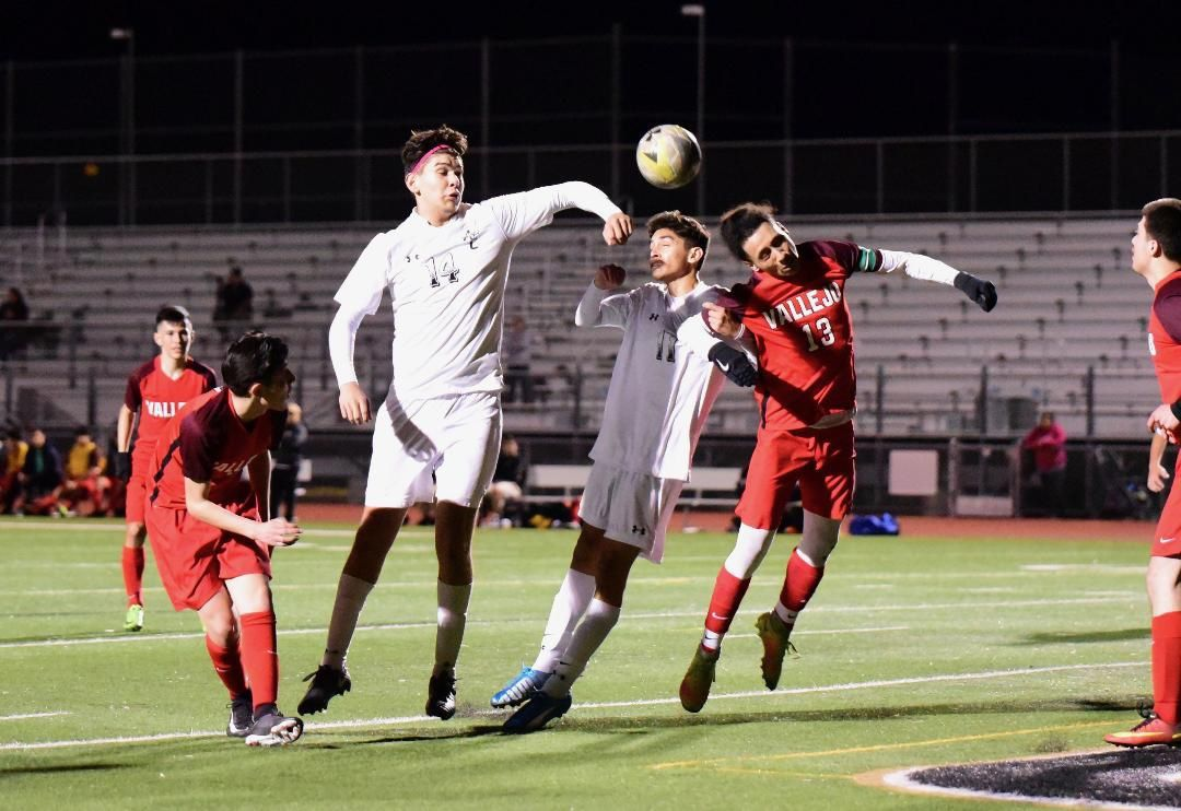 American Canyon boys soccer