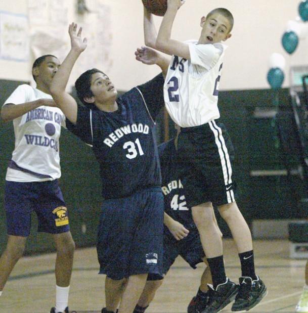 jamboree showcases middle school basketball talents
