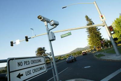 Napa red-light cameras dormant but still in place – for now | Local