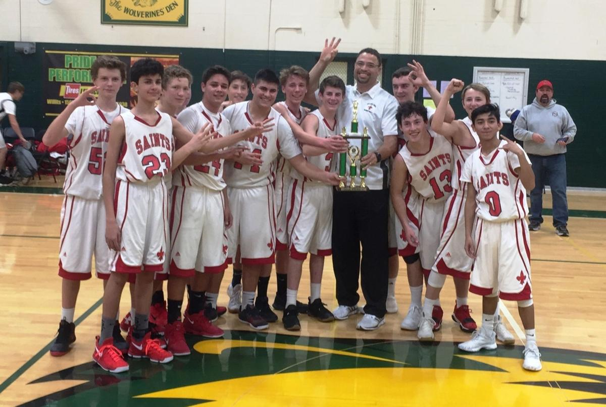 St. Helena High JV Boys Basketball