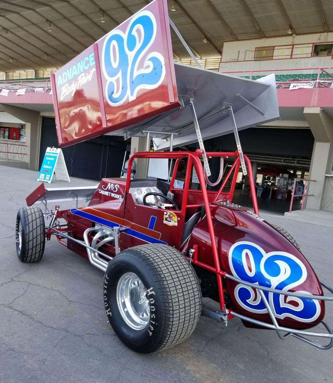 Calistoga Speedway Museum