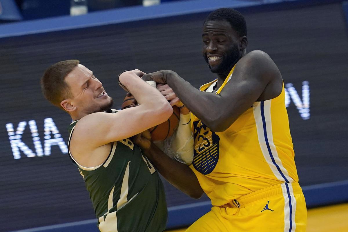 Bucks Warriors Basketball
