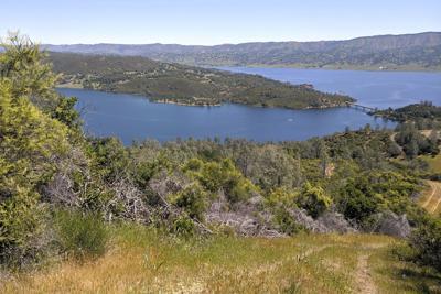 Land Trust acquisition Lake Berryessa