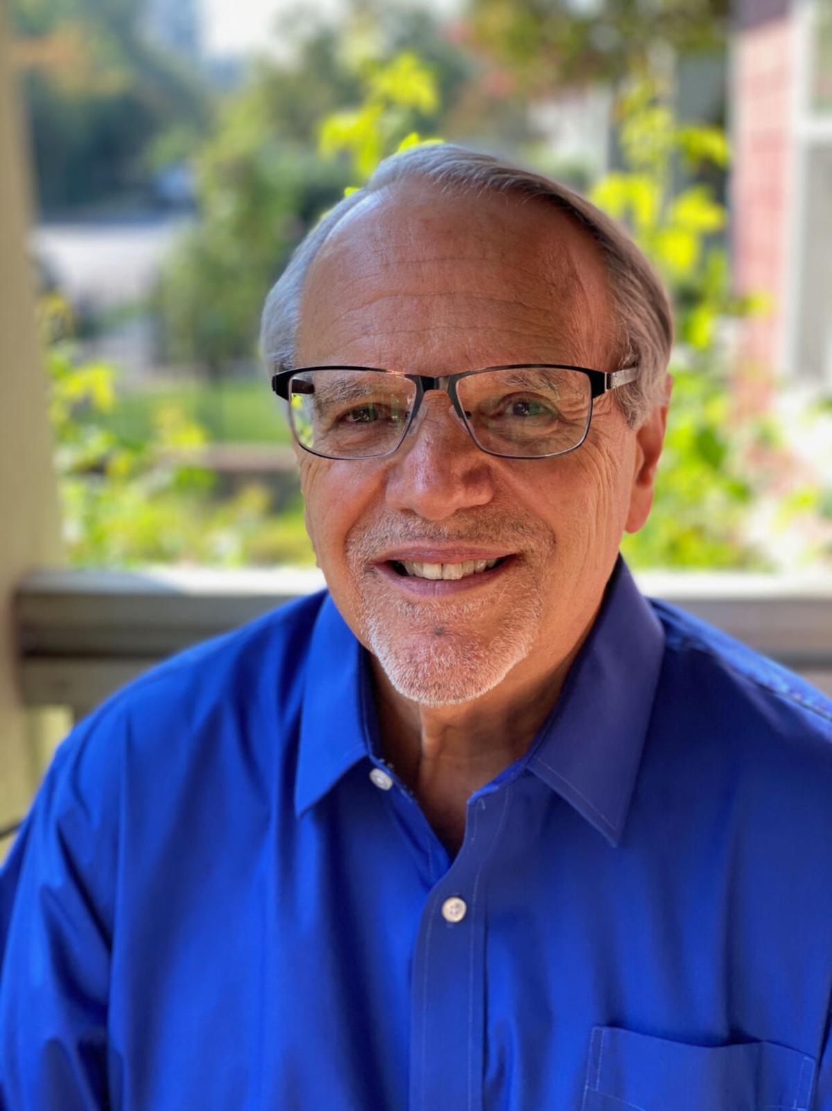 Retired Judge Raymond Guadagni