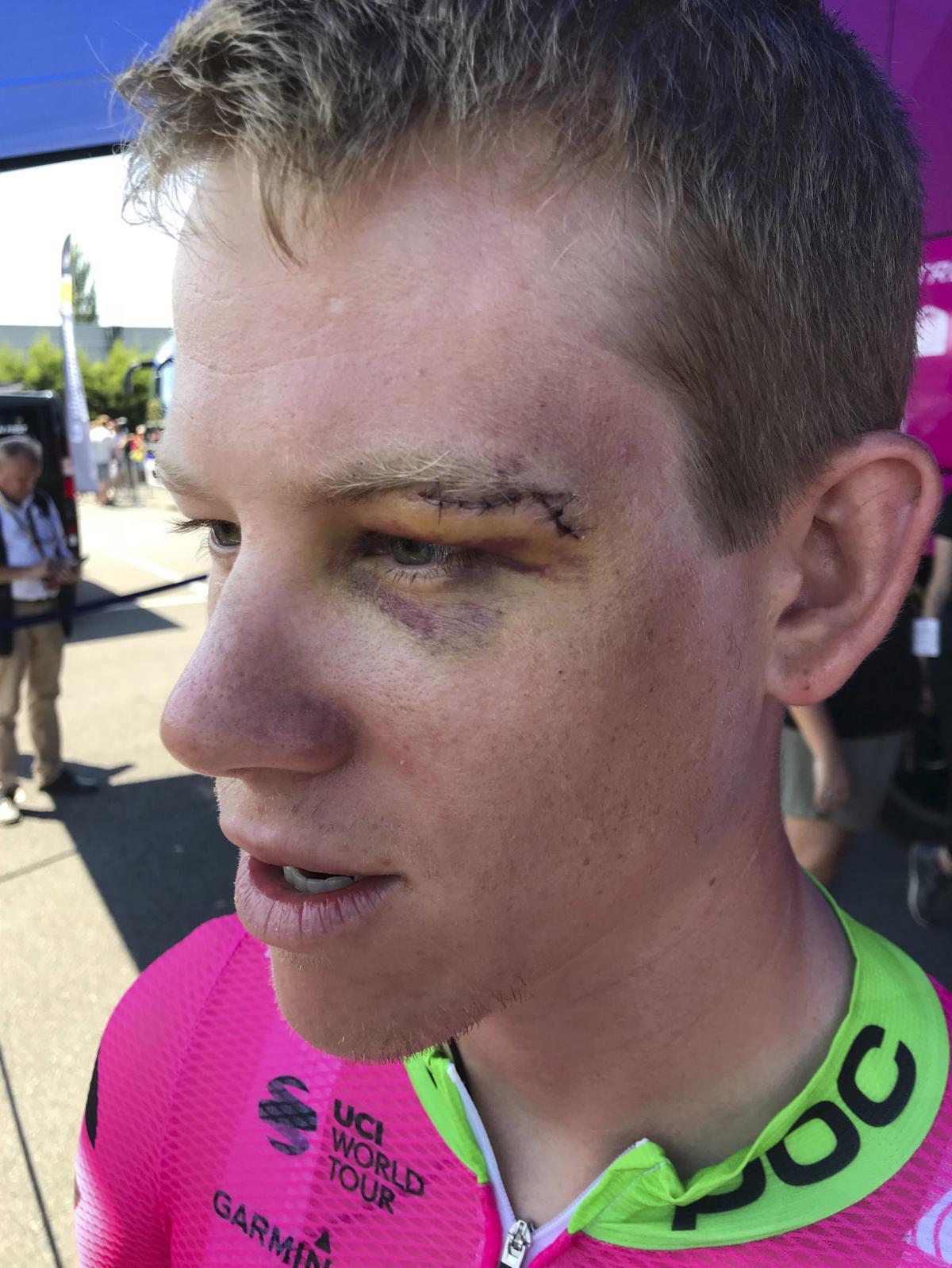 France Cycling Tour de France Craddock's Perseverance