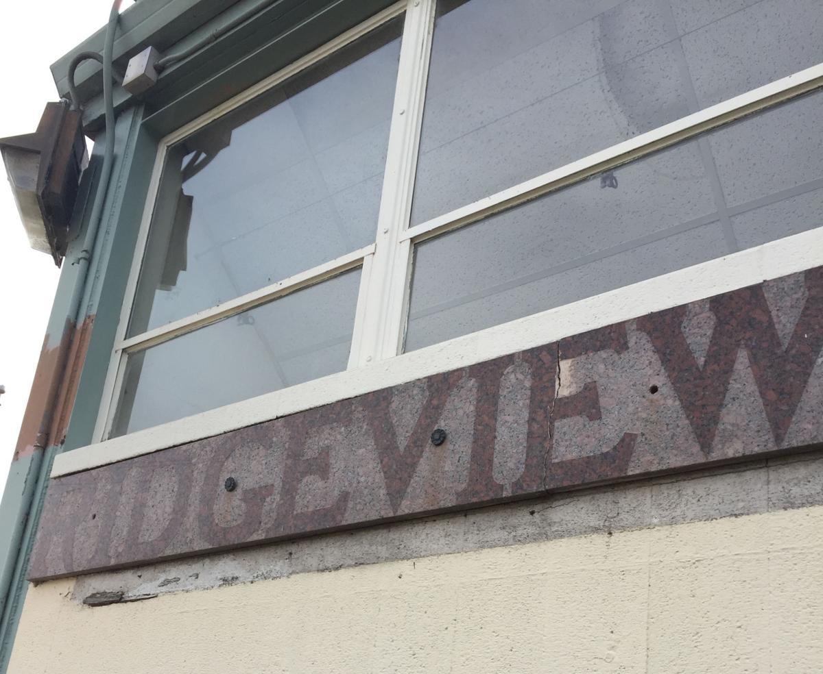 Ridgeview Sign