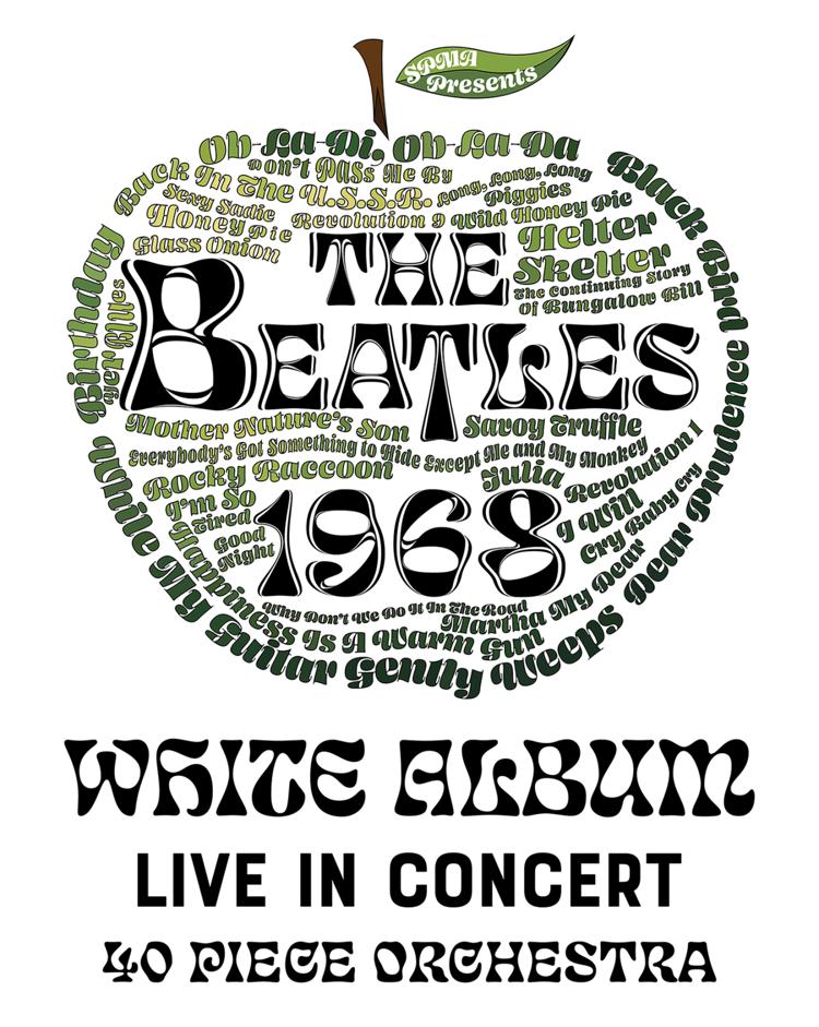 White Album Logo