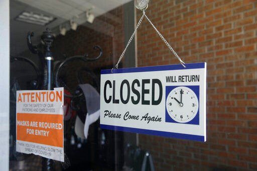 Jobless claims at 870,000 as fraud and backlogs cloud data