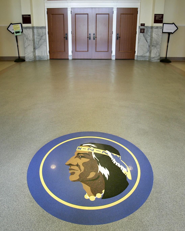 Napa High School Indian Head Logo