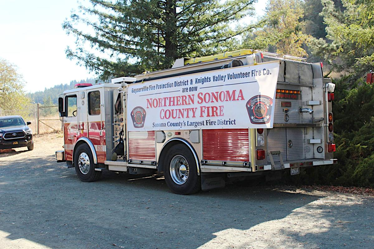Knights Valley Volunteer Fire Department