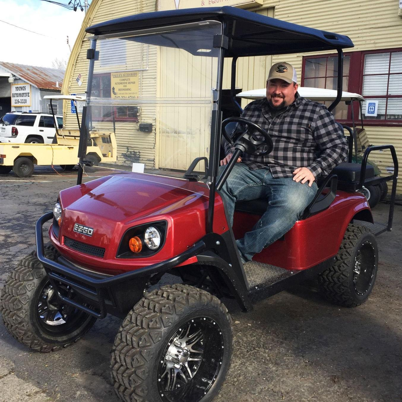 Napa company builds the golf carts of your dreams | Business