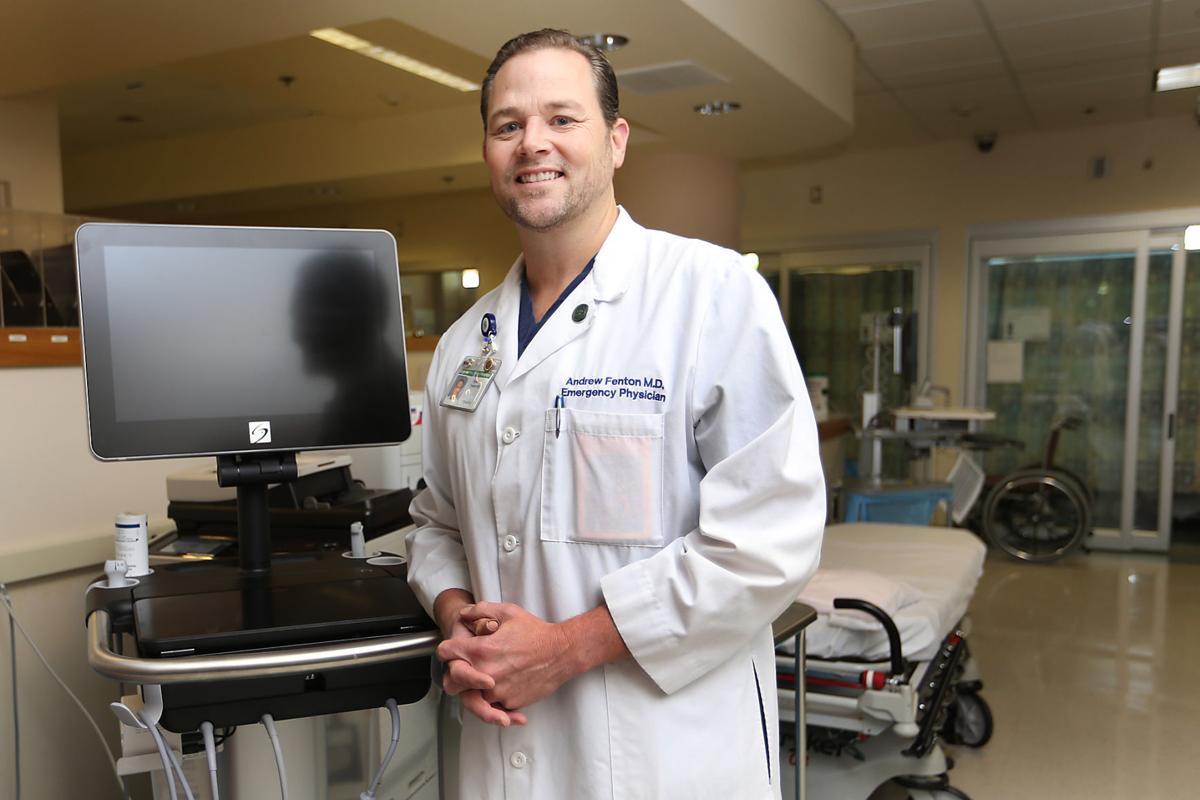 Dr. Andrew Fenton