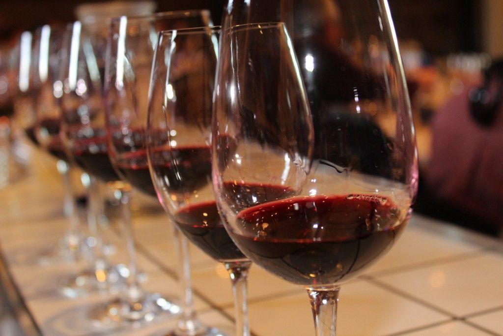 St. Helena Star/Napa Valley Vintners November tasting