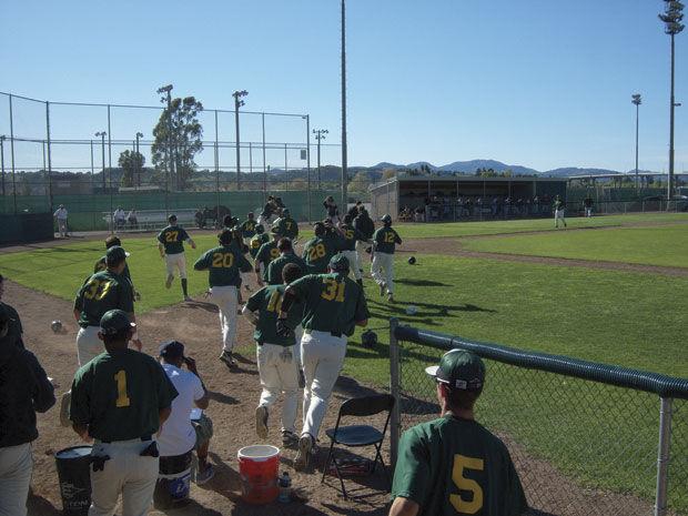 College Baseball: Napa Valley 7, Los Medanos 6