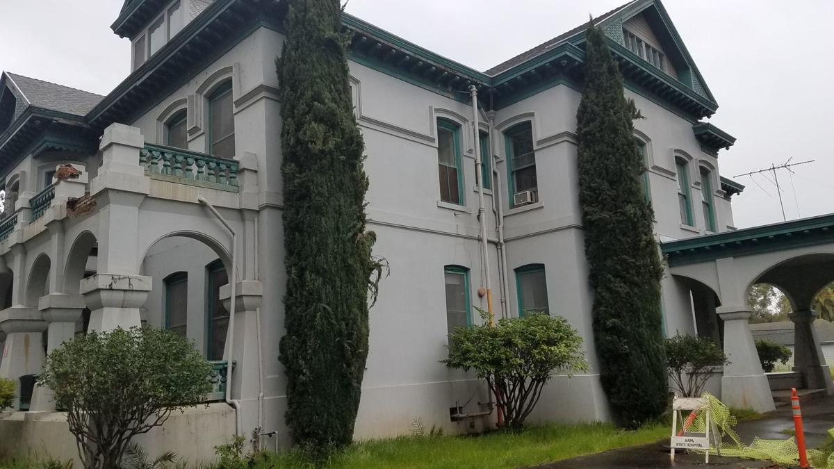 Napa State Home