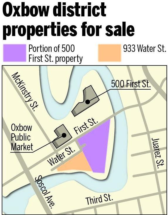 Oxbow district properties for sale