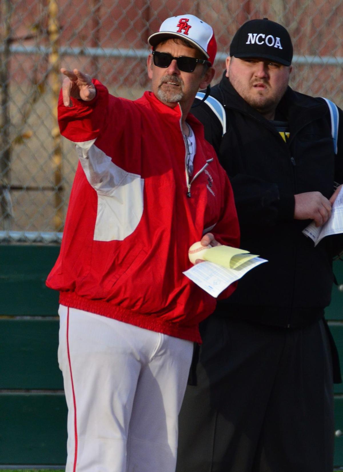 St. Helena High Baseball