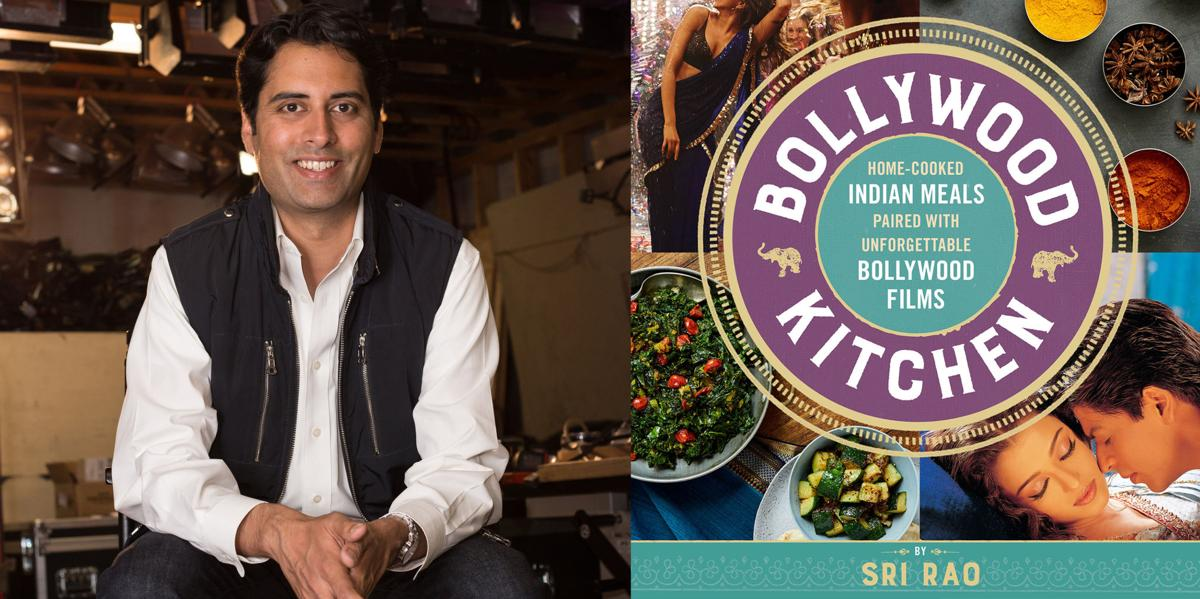 """Bollywood Kitchen"" Demonstration, Performance, and Book Signing"