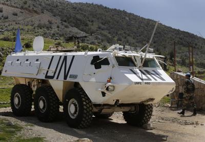 Lebanon Golan Worries