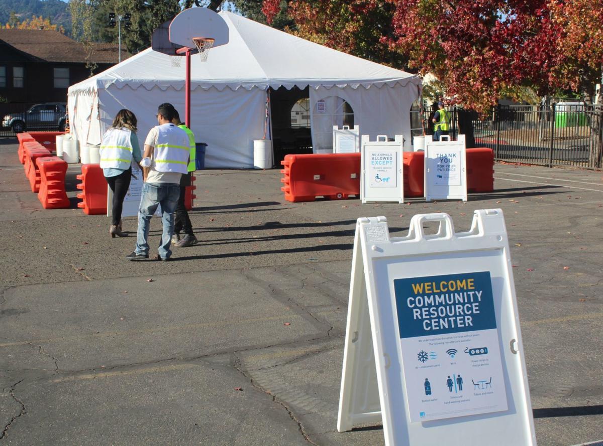 PG&E Community Resource Center